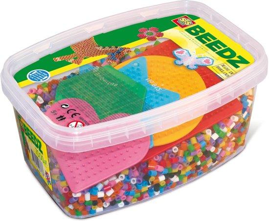 Afbeelding van SES Strijkkralendoos 7000pcs speelgoed