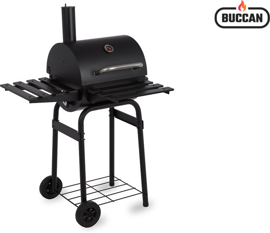 Bbq Bol Com.Buccan Bbq Camden Compact Burner Zwart