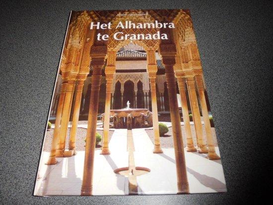 Boek cover Atrium cultuurgids alhambra te granada van Vian (Hardcover)