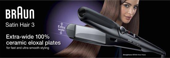 Braun ES1 - Satin Hair 3 - Stijltang