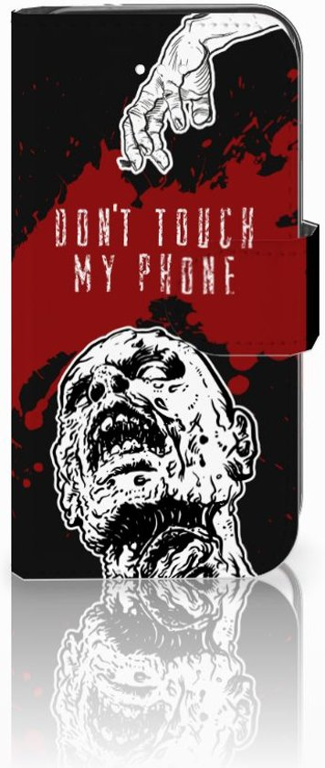 iPhone 5S | SE Bookcase Zombie Blood