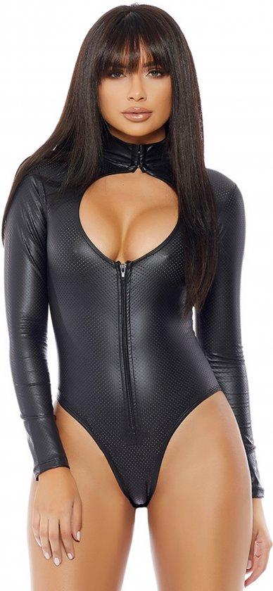 Impure Bodysuit - Zwart