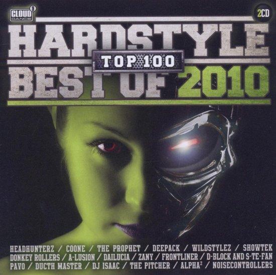 Hardstyle Top 100 Best Of 2010
