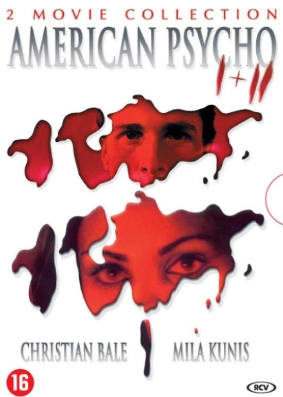 Cover van de film 'American Psycho 1&2'