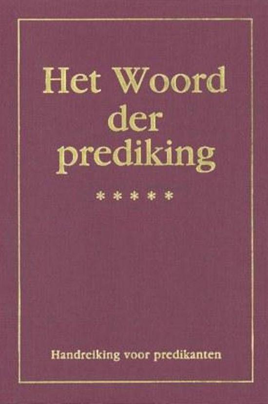 Woord der prediking / 6