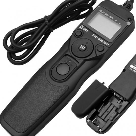 Olympus E-PM1 Luxe Camera Remote / Luxe Timer Afstandsbediening (RC-201 UC1 / RM-UC1) in Brandeburen / Brânbuorren