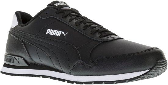 Unisexe Pumas Adultes St Coureur Baskets Pleine L, Blanc, Taille 44