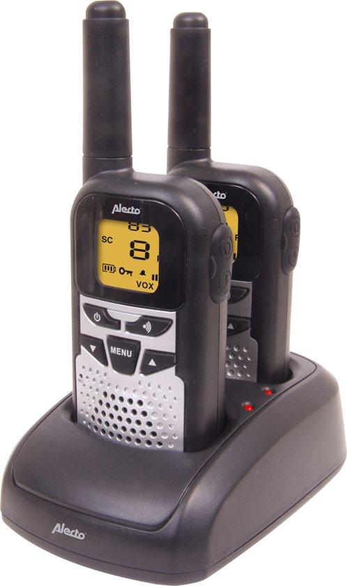 Alecto FR-66 - Walkie talkie met koffer