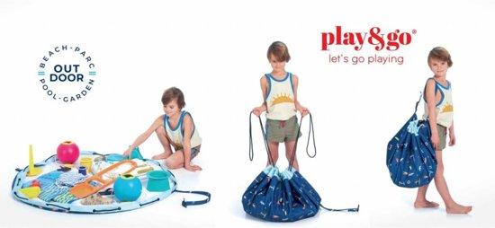 Play & Go Outdoor Opbergzak en Speelmat