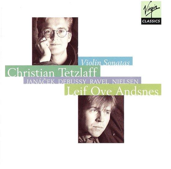 Janacek, Debussy, Ravel, Nielsen: Violin Sonatas