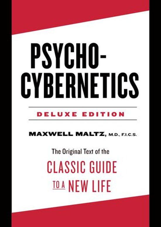 Boek cover Psycho-Cybernetics Deluxe Edition van Maxwell Maltz (Onbekend)