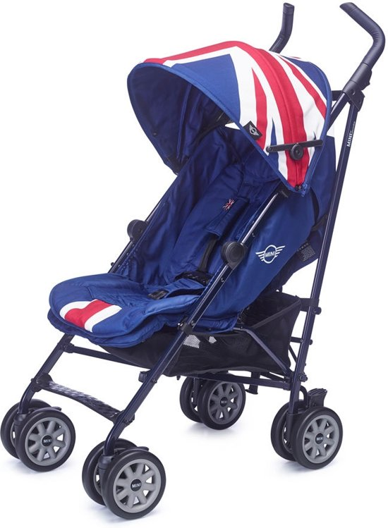 MINI by Easywalker - Buggy XL - Union Jack Classic