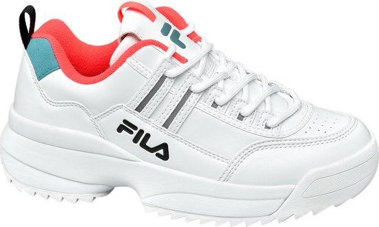 | Fila Dames Witte chunky sneaker Maat 42