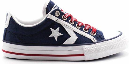 37882a0196b bol.com | Converse Jongens Sneakers Star Player Ev Ox - Blauw - Maat 33