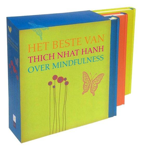 Boek cover Het beste van Thich Nhat Hanh over mindfulness (geschenkbox div. titels) van Nhat Hanh (Onbekend)
