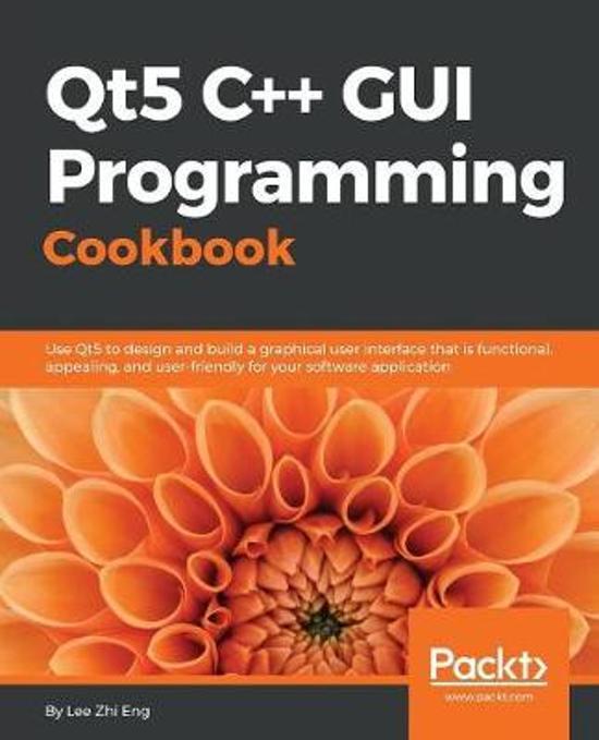 Bol Com Qt5 C Gui Programming Cookbook Lee Zhi Eng