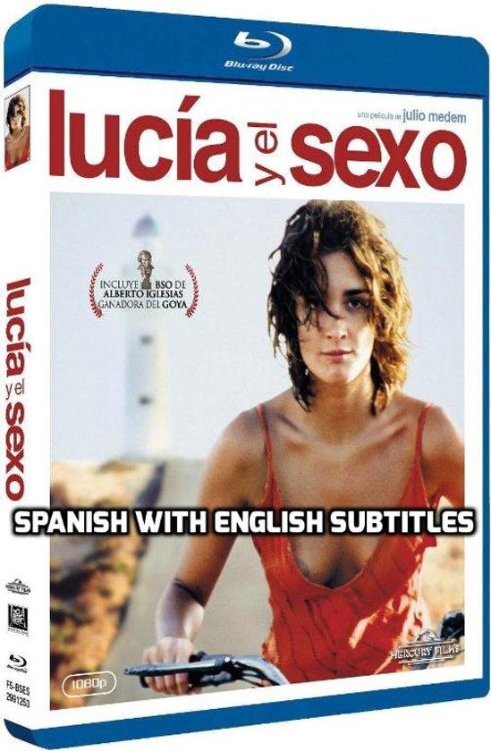 Lucia Y El Sexo [Blu-ray]