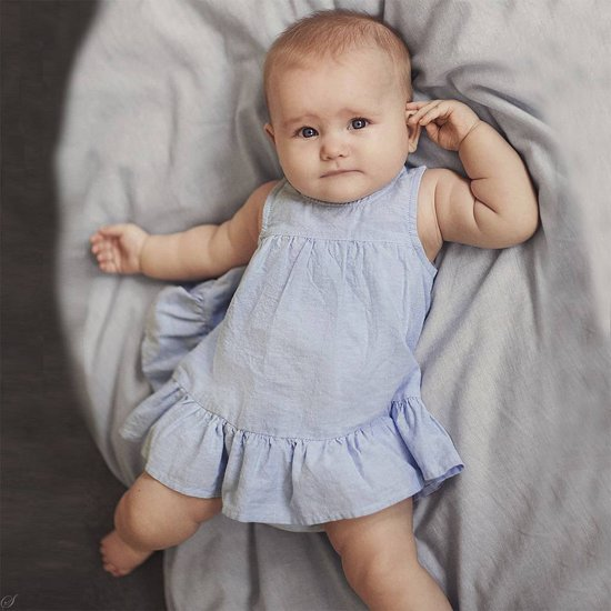 Name It Jurkje Fatina cashmere blue   -  Maat  68