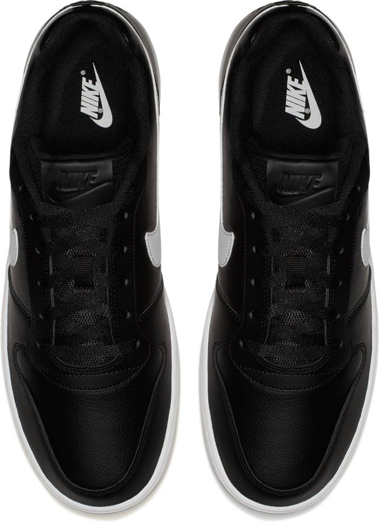 Black 42 Nike Sneakers white Heren Maat Ebernon Low ZwqOxqv41
