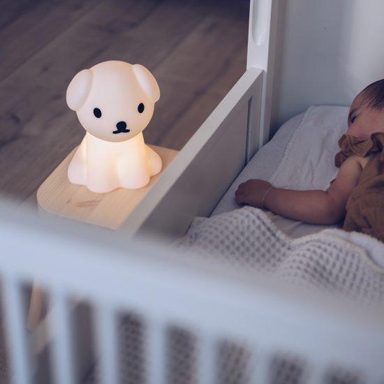 Mr Maria snuffie Eerste Licht Nachtlamp - oplaadbaar