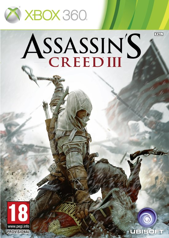 Assassins Creed III - Xbox 360 (Compatible met Xbox One)