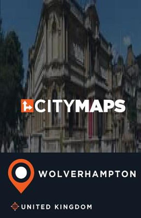 City Maps Wolverhampton United Kingdom