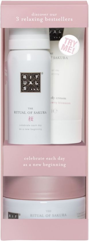 RITUALS The Ritual of Sakura geschenkset - small - try me set