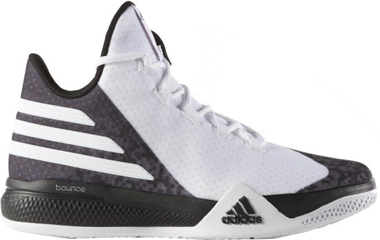new product 06f94 e826f Adidas Basketbalschoenen Light Em Up Heren Zwart Mt 53 13