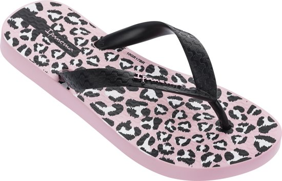Ipanema Classic VI Kids Slippers - Pink/Black - Maat 31/32