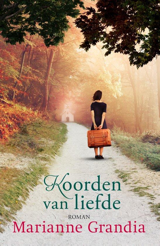 Boek cover Koorden van liefde van Marianne Grandia (Hardcover)