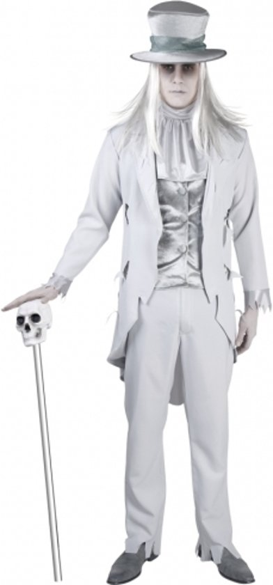 Professionele Halloween Kostuums.Bol Com Halloween Spookachtige Bruidegom Kostuum 50 52 M