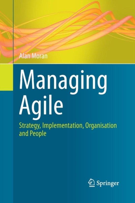 Managing Agile