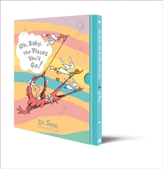 Oh, Baby, The Places You'll Go! Slipcase edition (Dr. Seuss)