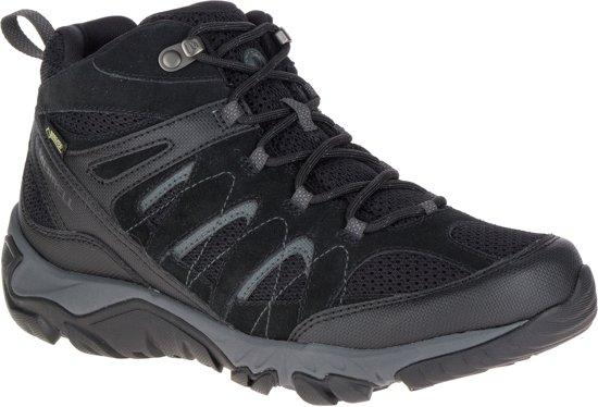 Chaussure Merrell Homme Outmost Gore-tex Pour Les Femmes - Noir 14S4sH