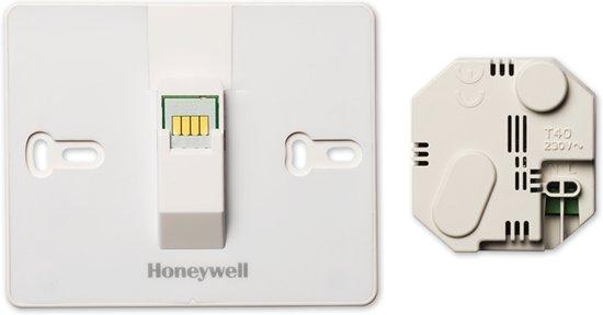 Honeywell Evohome wandhouder atf600 + voedingsmodule