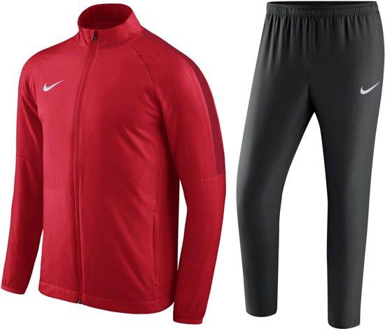 Nike Academy 18 Trainingspak Maat M Mannen rood