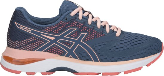 Asics Gel-Pulse Sportschoenen Dames - Grand Shark / Bakedpink - Maat 39