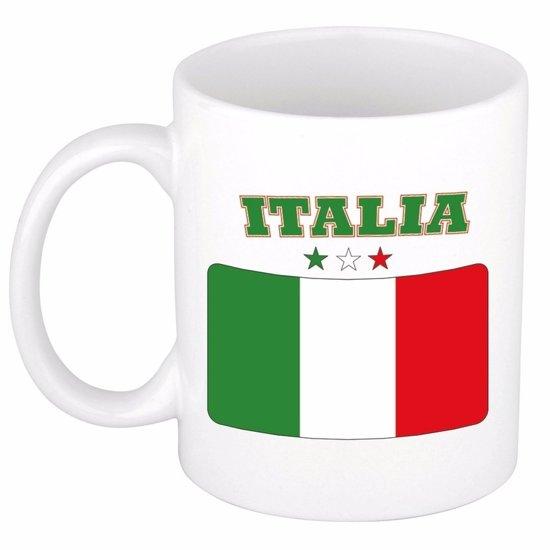 Mok Italiaanse vlag