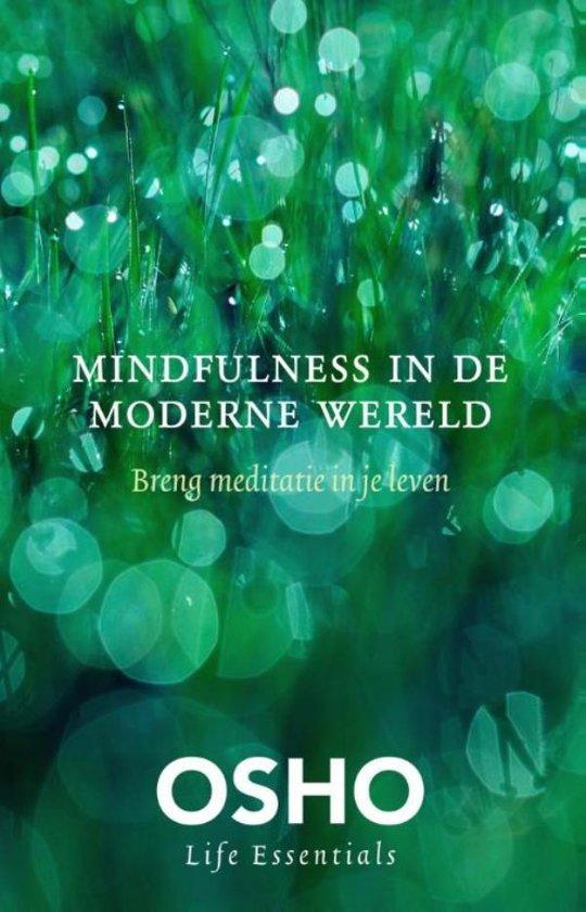 Mindfulness in de moderne wereld