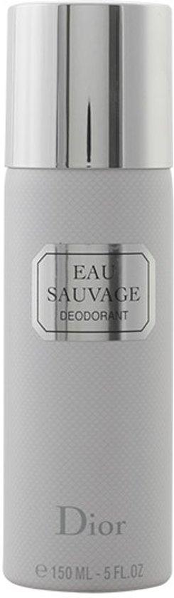MULTI BUNDEL 2 stuks EAU SAUVAGE deodorant Spray 150 ml