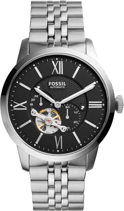Fossil Zilverkleurig Mannen Horloge ME3107