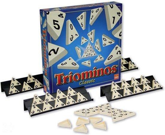 Triominos Original - Gezelschapsspel