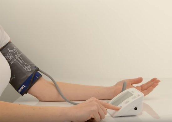 Beurer BM57 - Bloeddrukmeter bovenarm Bluetooth®