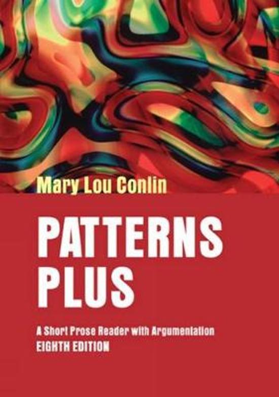 Bol. Com | patterns plus, mary lou conlin | 9780618421190 | boeken.