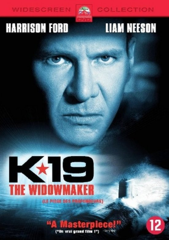 DVD cover van K-19 (D)