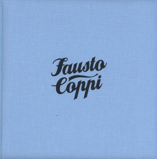 Boek cover Fausto Coppi van Frederik Backelandt (Hardcover)