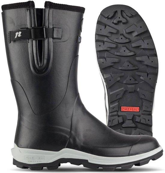 Nokian Footwear - Rubberlaarzen -Kevo Outlast- (Outdoor) zwart, maat 45 [15731222-01-45]