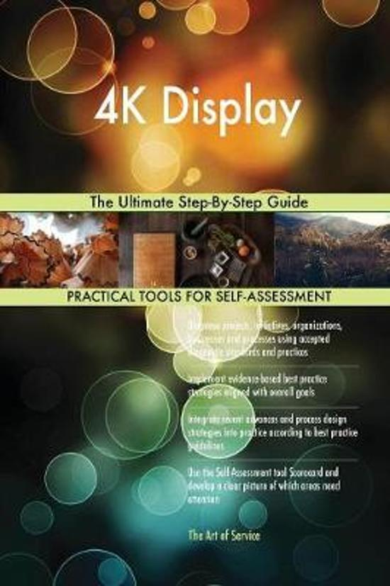 4k Display the Ultimate Step-By-Step Guide