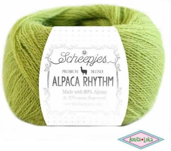 Scheepjes Alpaca Rhythm 652 Smooth