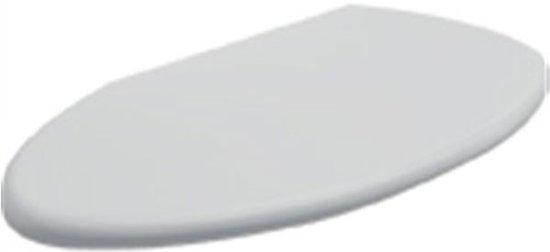Planchet Clou Cliff 21x11.2x4cm Keramiek Wit